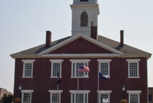 A photo of the Todd County, KY Courthouse - Partner County of Fort Campbell Defense Alliance